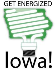 Get Energized Iowa Logo