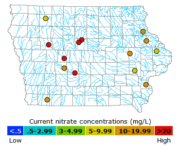 Hight Nitrate Levels In Drinking Water 110