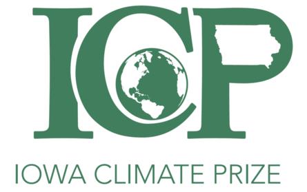 Iowa Climate Prize logo