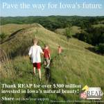 The Iowa REAP alliance has new resources to help you share your support for conservation with your friends.