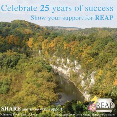 Your action is needed to close the deal for an important Iowa conservation program.